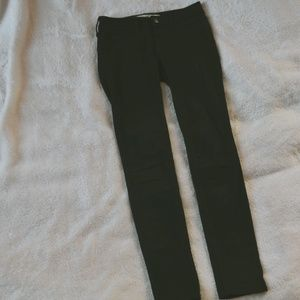 HOLLISTER Stretch Low-Rise Super Skinny Jeans